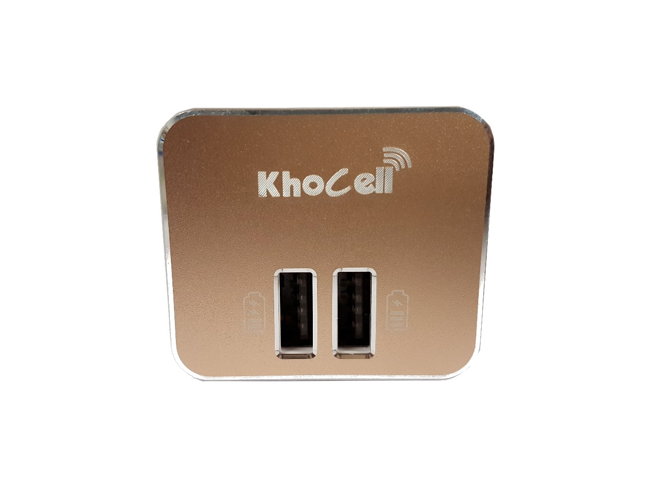 2 poorts USB lader