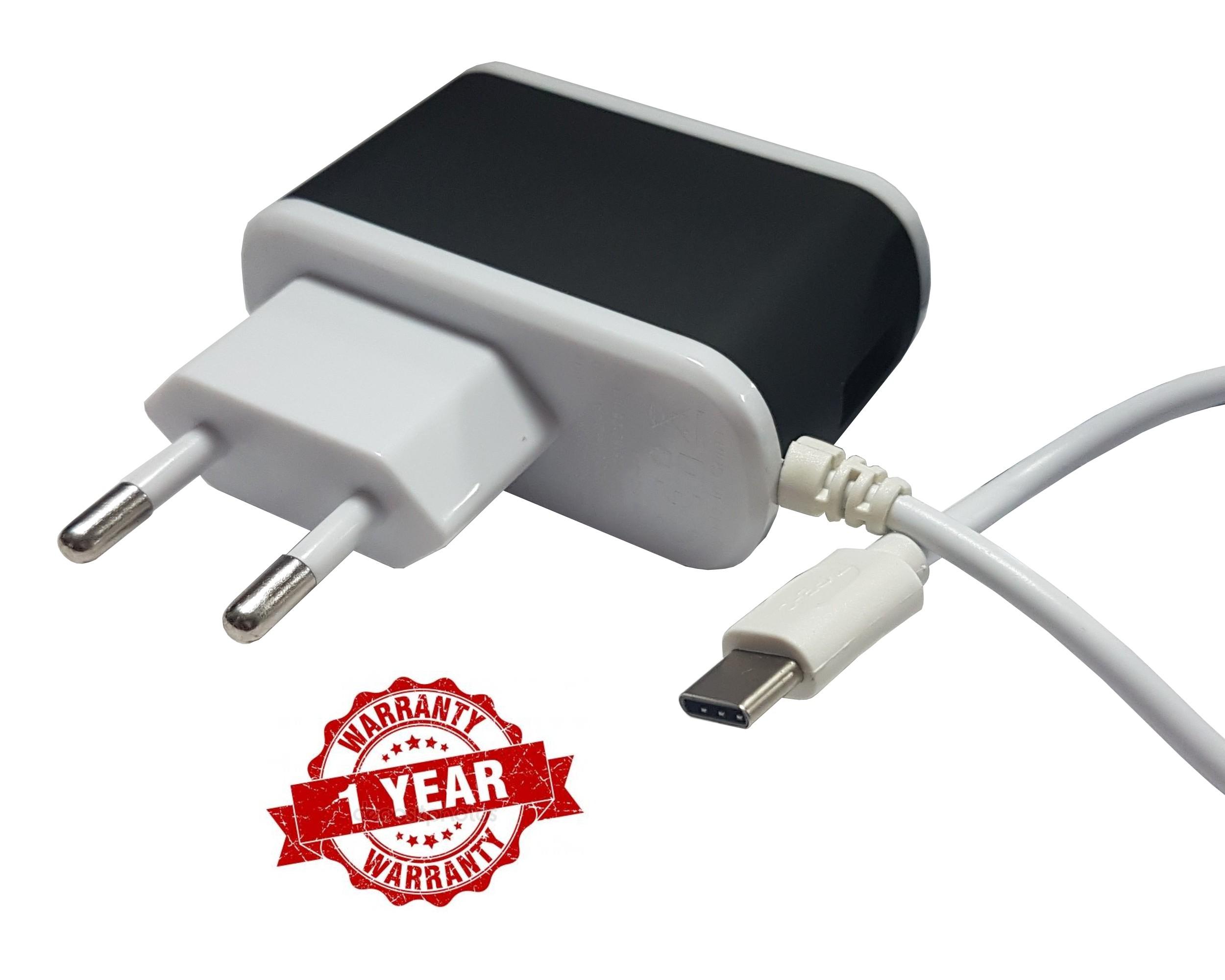 Vaste lader USB C