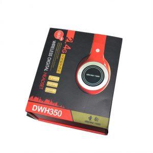 Wireless Digital Headset DWH350