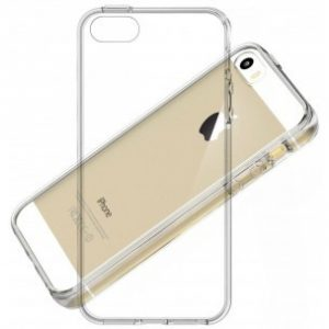 Silicon Transparent Iphone 5G/5S