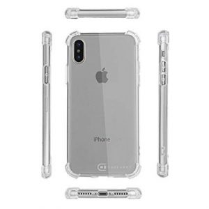 Silicon Transparent Ultra Thin Iphone X