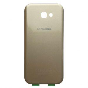 A7 2017 Achterkant voor Samsung Galaxy A7 (2017) – Goud