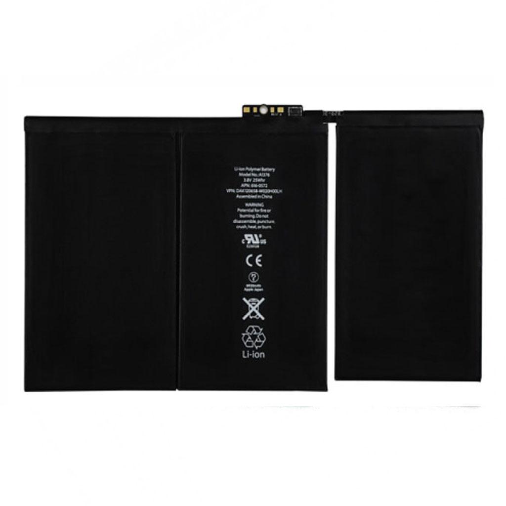 iPad batterijen Batterij / Accu voor Apple  iPad Mini 2/3