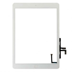 iPad 2017 Apple – iPad 5-AIR-2017 – TouchDisplay + Home knop flex – Wit