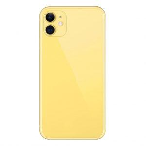iPhone 11 Achterkant met camera lens voor Apple iPhone 11 – Geel