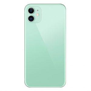 iPhone 11 Achterkant met camera lens voor Apple iPhone 11 – Groen