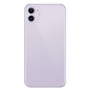 iPhone 11 Achterkant met camera lens voor Apple iPhone 11 – Paars