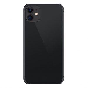 iPhone 11 Achterkant met camera lens voor Apple iPhone 11 – Zwart
