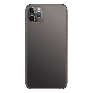 iphone 11 Pro Achterkant met camera lens voor Apple iPhone 11 Pro – Midnight Black