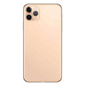 iPhone 11 Pro Max Achterkant met camera lens voor Apple iPhone 11 Pro Max – Gold