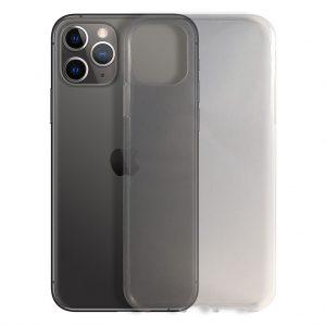 Apple hoesjes Siliconen hoesje voor Apple iPhone 11 Pro – Transparant
