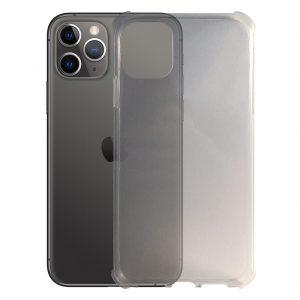 Apple hoesjes Apple – iPhone 11 Pro Max – Schok bestendig – Siliconen hoesje – Transparant