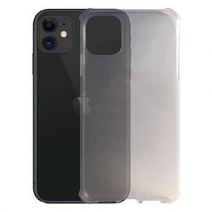 Apple hoesjes Siliconen hoesje voor Apple iPhone 11 – Schok bestendig – Transparant