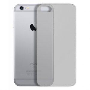 Apple hoesjes Apple – iPhone 5G / 5S – TPU / Siliconen hoesje – Transparant