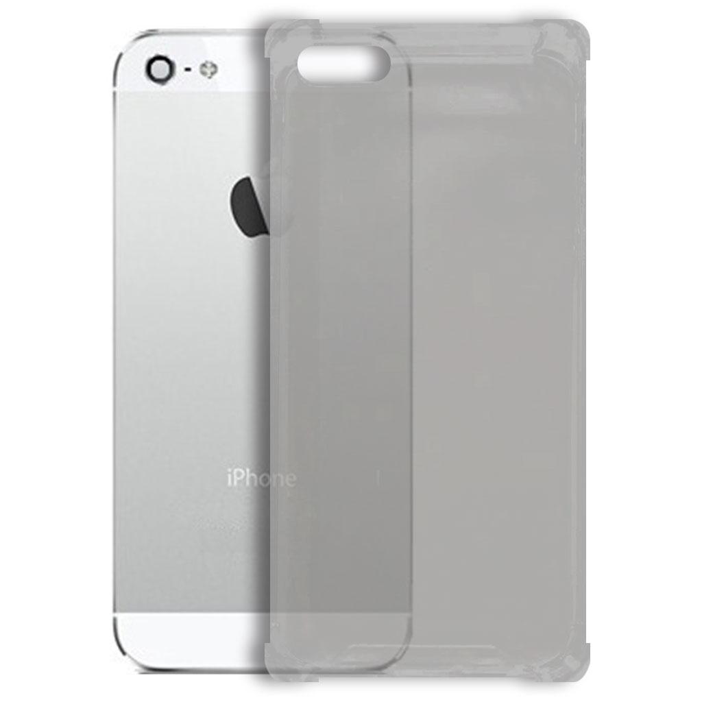 Apple hoesjes Siliconen hoesje voor Apple iPhone 6 / 6S – Schok bestendig – Transparant