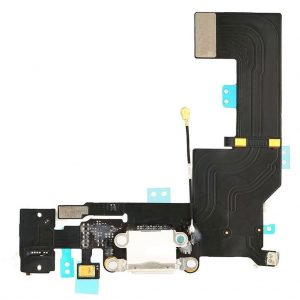 iPhone 5S Apple – iPhone 5S – Oplaad Connector Flex – Wit
