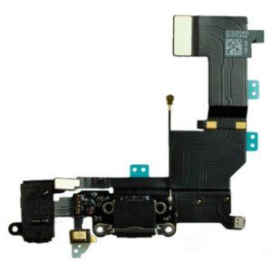 iPhone 5S Apple – iPhone 5S – Oplaad Connector Flex – Zwart