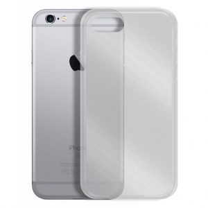 Geen categorie Apple – iPhone 6 Plus / 6S Plus – TPU / Siliconen hoesje – Transparant
