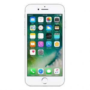 Apple Telefoons Refurbished iPhone 7 – Mobiele telefoon – 32GB – Zilver – A Grade