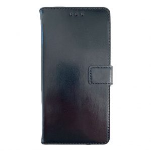 Apple hoesjes Apple – iPhone XS Max – Book case – Zwart