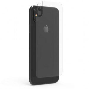 Apple screen protectors Tempered Glass – Screenprotector achterkant voor Apple iPhone XS Max