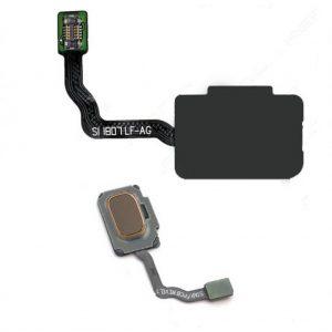 S9 Samsung – Galaxy S9 – Home Knop Flex – Goud