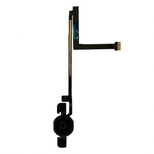 iPad 5 Apple – iPad 5/AIR – Home knop flex – Zwart