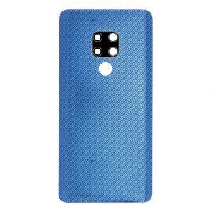 Mate 20 Achterkant met camera lens voor Huawei Mate 20 – Blauw