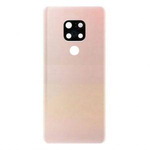 Mate 20 Achterkant met camera lens voor Huawei Mate 20 – Roze
