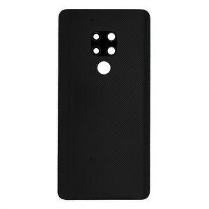 Mate 20 Achterkant met camera lens voor Huawei Mate 20 – Zwart