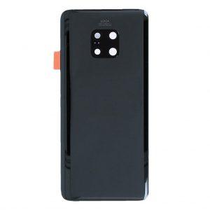 Mate 20 Pro Achterkant met camera lens voor Huawei Mate 20 Pro – Zwart
