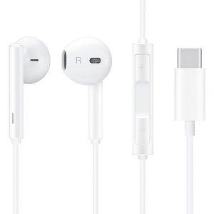 Huawei headsets Huawei – Oordopjes – USB-C aansluiting – Wit