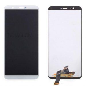 P Smart LCD / Scherm voor Huawei P Smart – Wit