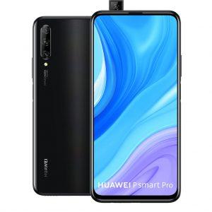 Huawei Telefoons Huawei – P Smart Pro – Mobiele telefoon – 128GB – Dual Sim – Zwart