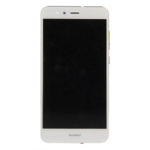 P10 Lite LCD / Scherm met frame voor Huawei P10 Lite – Wit