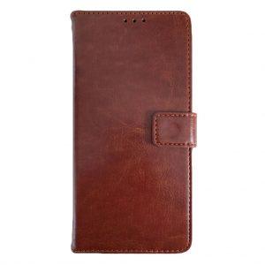 Huawei hoesjes Huawei – P10 Plus – Book case – Bruin