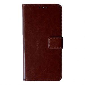 Huawei hoesjes Huawei – P20 – Book case – Bruin