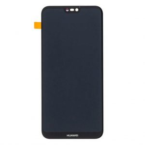 P20 Lite LCD / Scherm met frame voor Huawei P20 Lite – Zwart