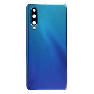 P30 Huawei – P30 – Achterkant met camera lens – Blauw