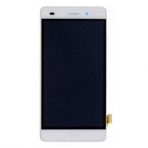 P8 Lite LCD / Scherm met frame voor Huawei P8 Lite – Wit