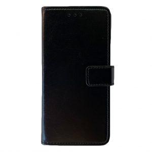 Huawei hoesjes Huawei – P9 Plus – Book case – Zwart