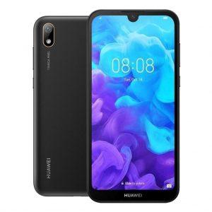 Huawei Telefoons Huawei – Y5 (2019) – Mobiele telefoon – 16GB – Dual Sim – Zwart