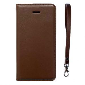 Apple hoesjes iPhone – 5G – 5S – 5SE – Book case – Bruin
