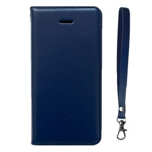 Apple hoesjes iPhone – 5G – 5S – 5SE – Book case – Donker blauw