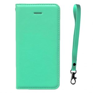 Apple hoesjes iPhone – 5G – 5S – 5SE – Book case – Groen