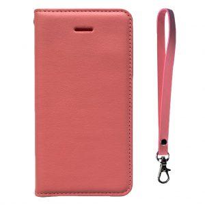 Apple hoesjes iPhone – 5G – 5S – 5SE – Book case – Licht roze