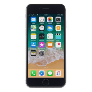 Apple Telefoons Apple – iPhone 6 – Mobiele telefoon – Refurbished – 16B – Zwart
