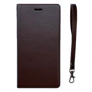 Apple hoesjes iPhone – 6 Plus – 6S Plus – Book case – Bruin