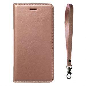 Apple hoesjes iPhone – 6 – 6S – Book case – Rosé Goud