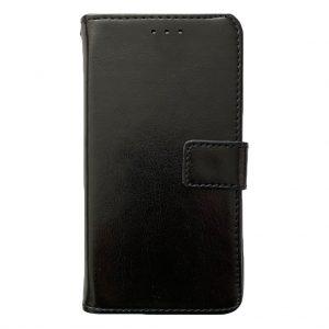 Apple hoesjes iPhone – 6 – 6S – Book case – Zwart